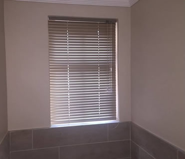 Venetian Blinds Installed By Active Blinds Bloemfontein