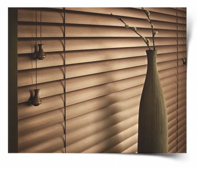 Wooden Blinds Active