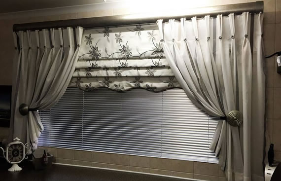 Venetian Blinds Installations by Active Blinds
