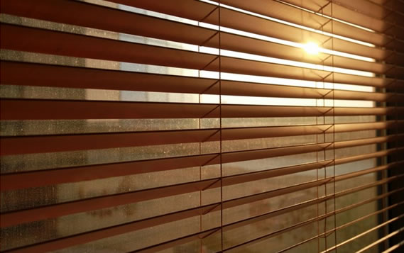 Wooden Blinds As Installed By Active Blinds Bloemfontein